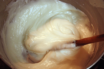 Cooking Milk Custard