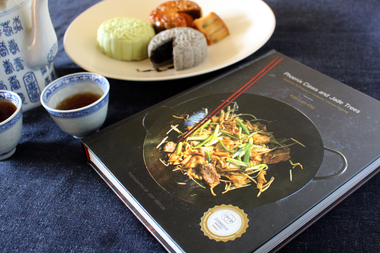 PCJT Book with Moon Cakes