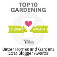 Top 10 Gardening Blogs 2014