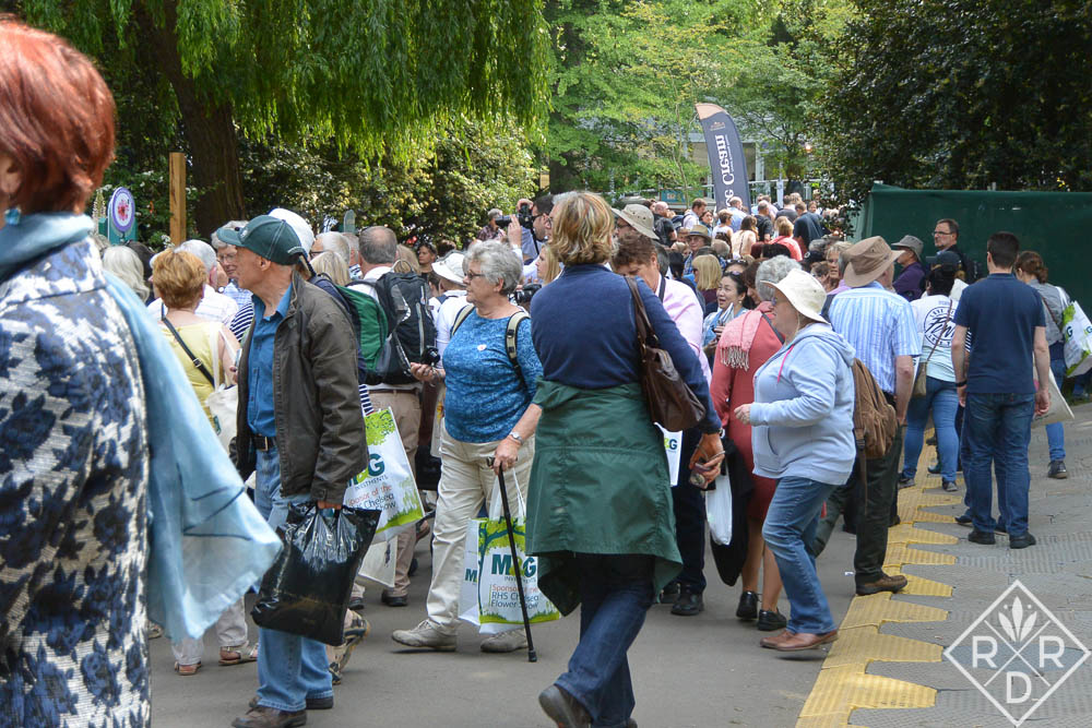 Travelogue: the Chelsea Flower Show, Part I