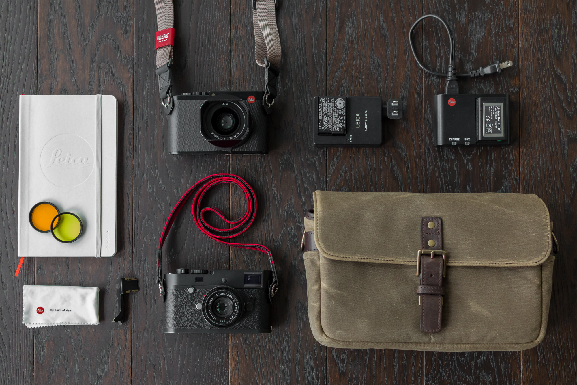 Arte Di Mano Leica M10 Case What S In Our Camera Bags Red Dot Forum