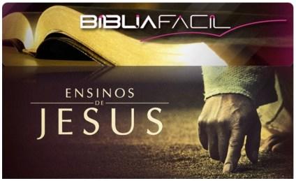 logo biblia facil ensinos de JESUS