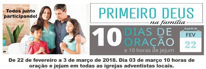 10 dias 2018