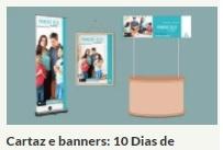cartaz e bannes