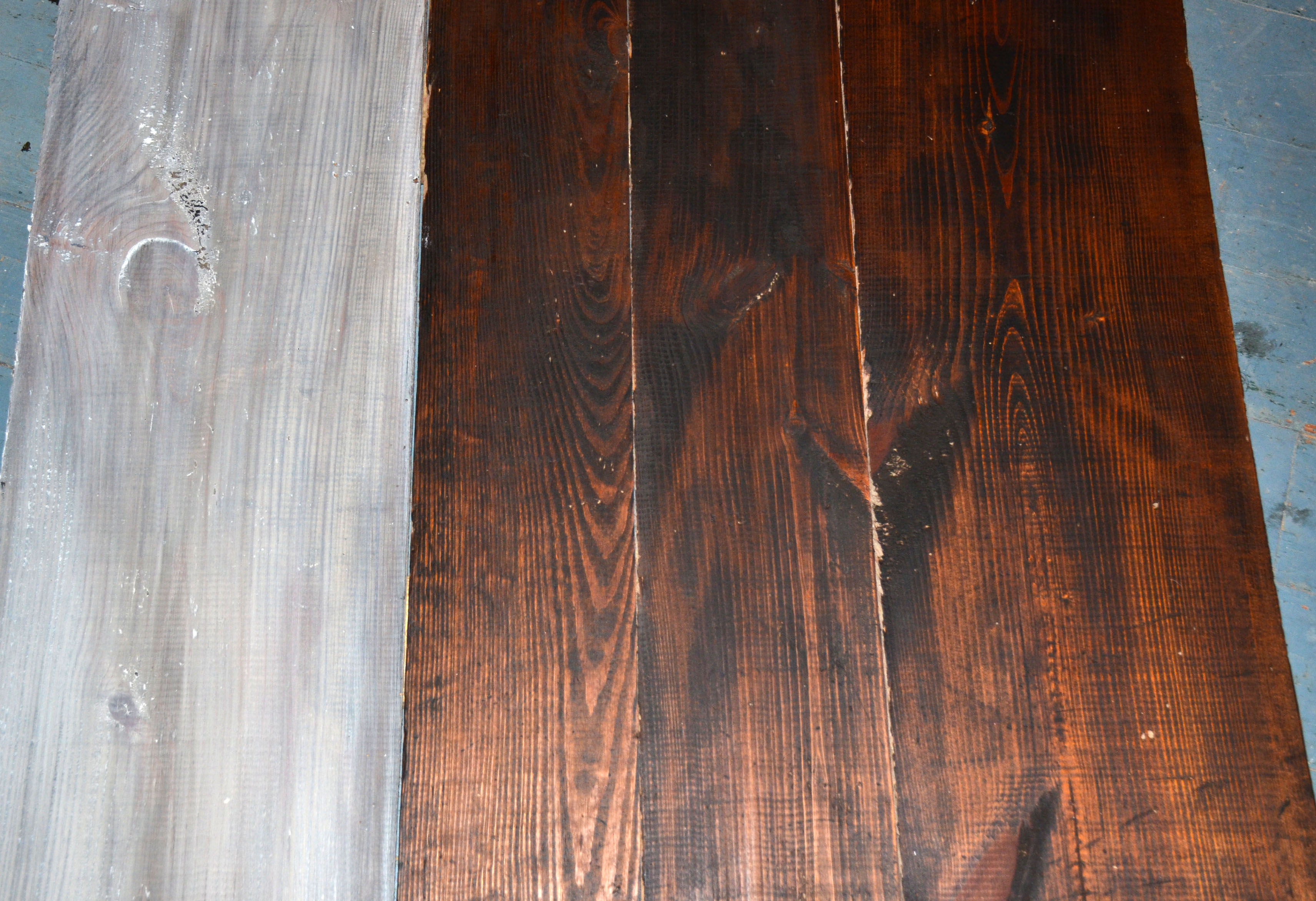 How To Whitewash Dark Stained Wood Furniture Decor