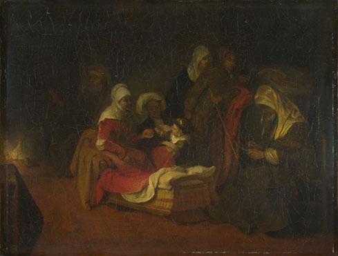 Luke 1 Naming of John the Baptist
