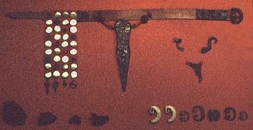 Roman soldiers belt