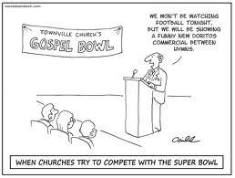 Church Super Bowl
