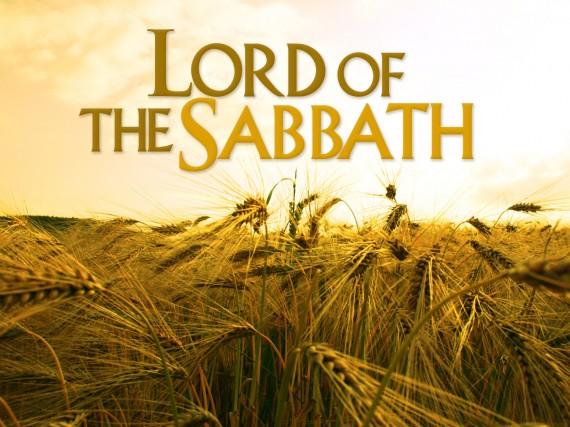 Luke 6 Jesus Lord of Sabbath