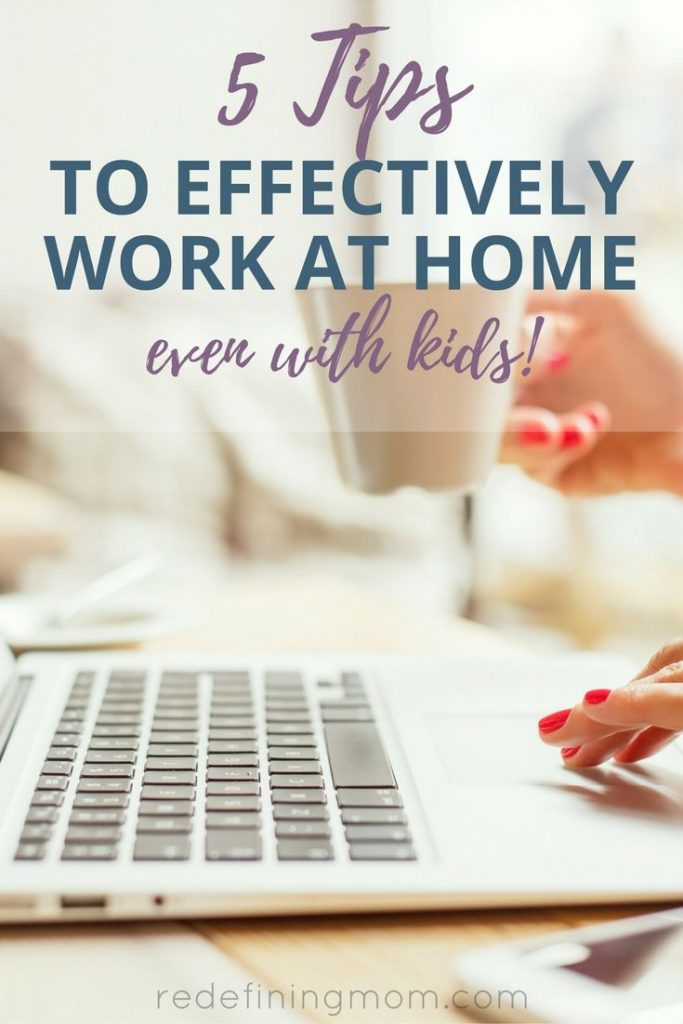 How to Work from Home Effectively in Both Chaos and Isolation