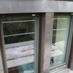 Habillage extérieur des fenêtres 2ème étage