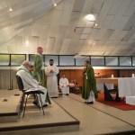 Le père Stefano professe publiquement sa foi
