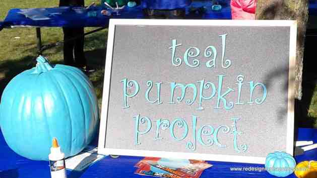 History of the Teal Pumpkin Project