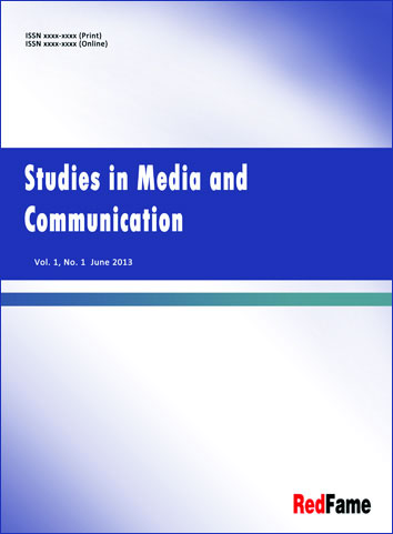 Studies in Media and Communication
