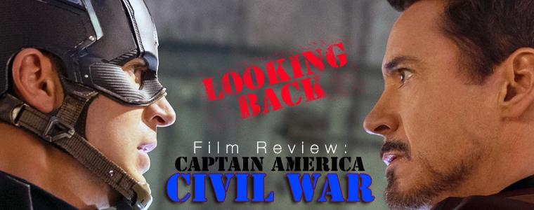Looking Back: Captain America - Civil War