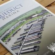 Aqueduct Marina Brochure Design