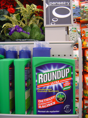 It's official: Monsanto's Roundup herbicide causes birth defects