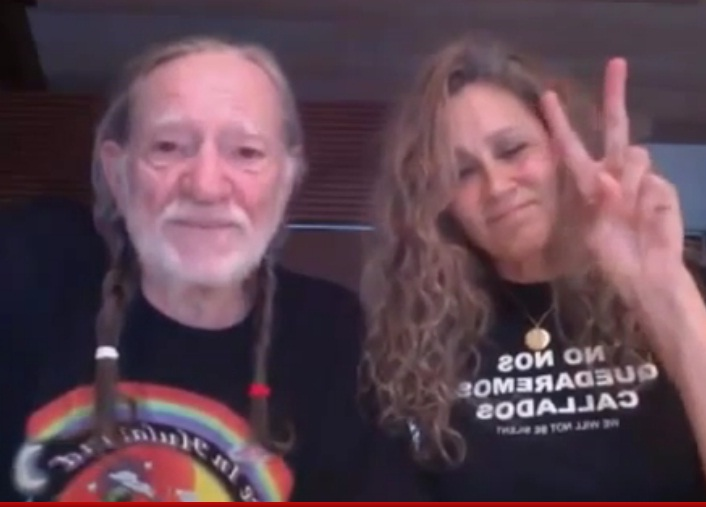 Occupy Wall Street: Willie Nelson stands with the 99 (with video!)