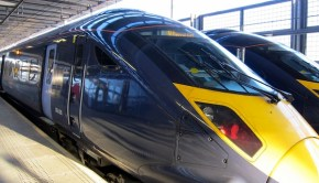 Southeastern High Speed Trains, St Pancras International