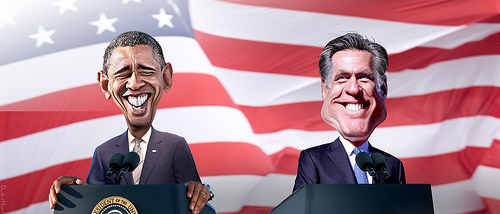 obama-vs-romney-donkeyhotey