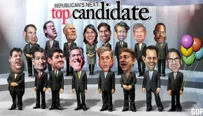 GOP 2016 presidential field