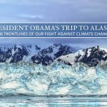 Obama heads to Alaska to ring the alarm bell on climate change