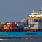 Trans-Pacific Partnership trade ship by ron-cogswell-cc