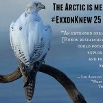 Climate Hawks call for prosecuting exxon over climate change fraud