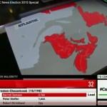 Election Canada 2015 Liberal Sweep Atlantic Canada