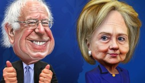 Bernie Sanders Hillary Clinton Nevada Caucus results 2016