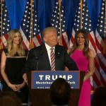 Donald Trump mentions energy in victory speech (Video + full transcript)