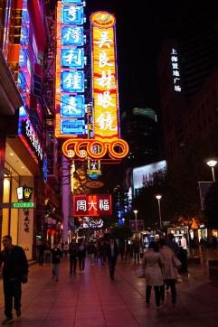 Ulica Nanjing