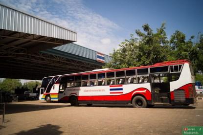 ...takim oto autobusem, w którym kierowca nie zamykał drzwi, żeby był większy przeciąg :)
