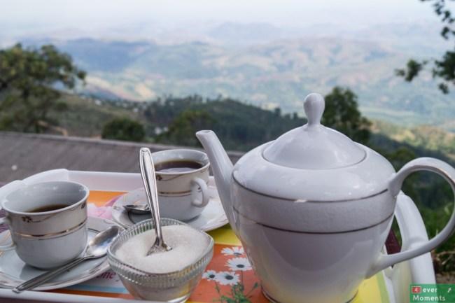 Herbatka z widokiem