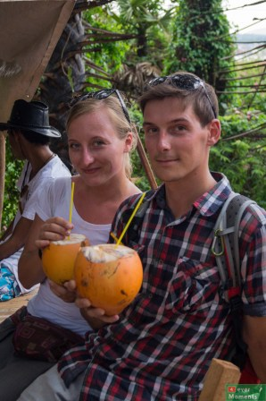 Kokos thambili