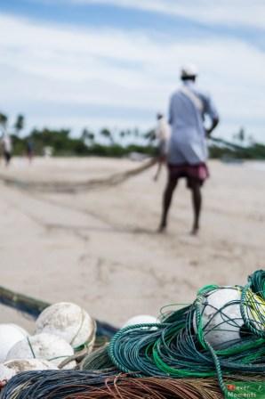 Rybacy w Uppuveli