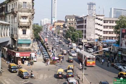Ulice Mumbaju