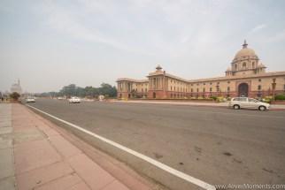 Secretariat- siedziba najwyższych władz Indii