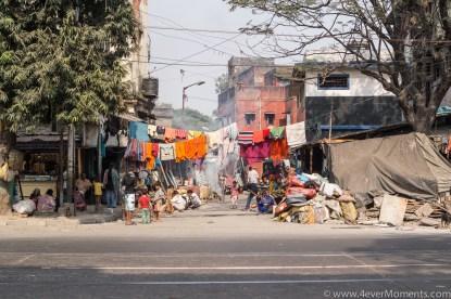Ulice Kalkuty