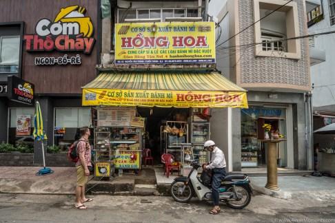 Najlepsze Bánh Mì w Sajgonie jest na Hong Hoa, świeżo wypiekane, pyszne!