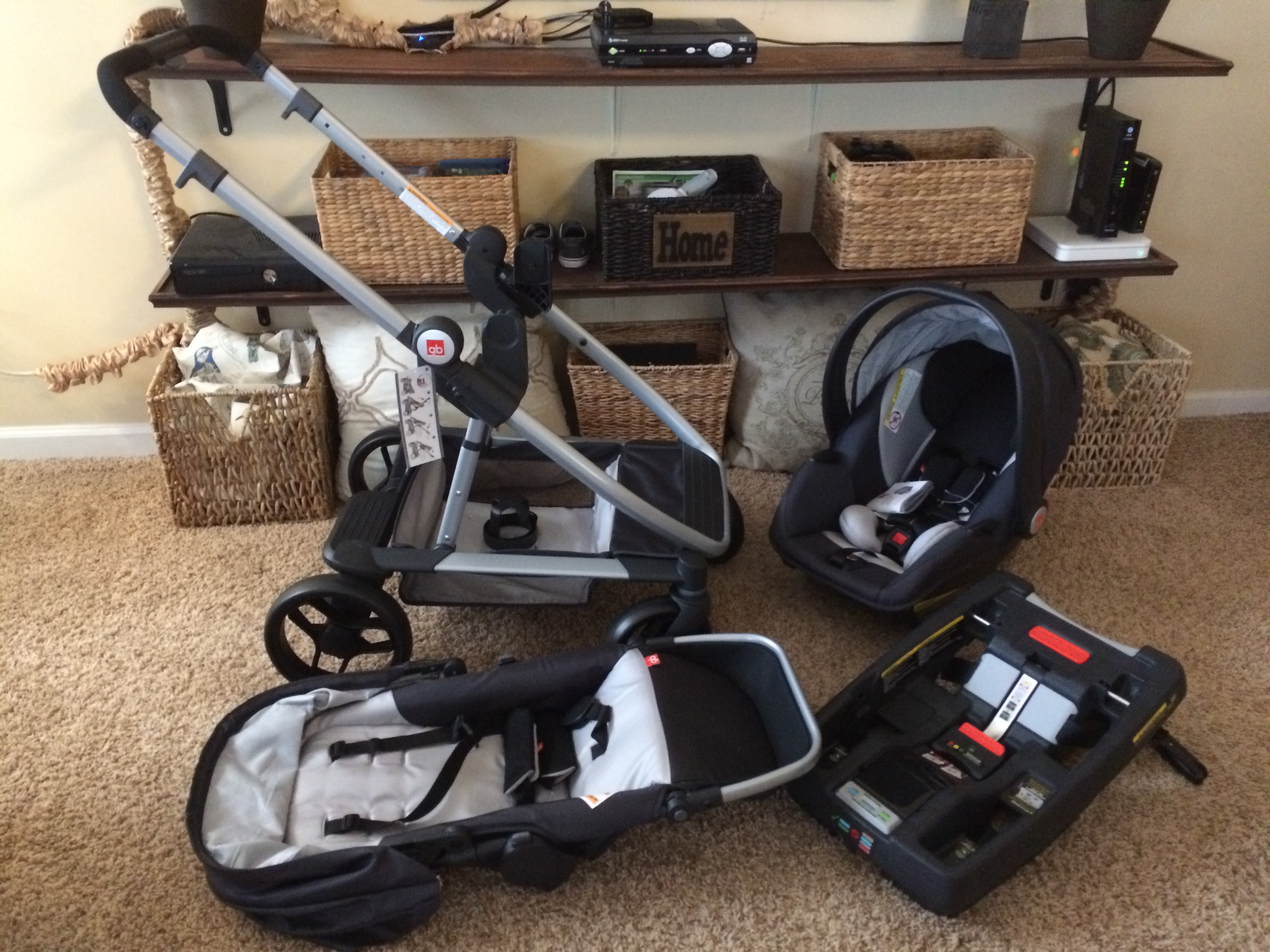 Car Seat Stroller Travel System Reviews Evoq Travel System And Stroller Review Redhead Baby Mama