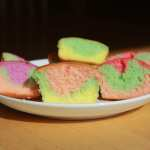 How to bake a Colour Explosion Cake