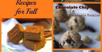 Coconut Flour Recipes for Fall