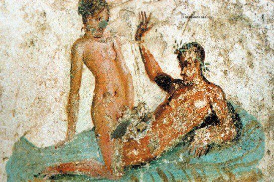 sexualidad antigua roma