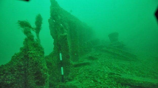 barcos hundidos gran bretaña primera guerra