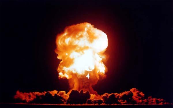 Geólogos están de acuerdo en proponer una nueva era geológica surgida desde la primera bomba atómica: el Antropoceno.