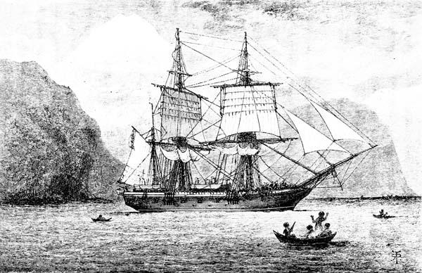 Digitalizan los cuadernos del HMS Beagle