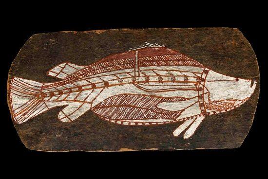 El British Museum presenta una gran exposición sobre los aborígenes australianos.