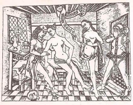 Curiosidades sobre el sexo en la Edad Media.