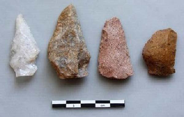 Últimos restos arqueológicos hallados en Botswana.